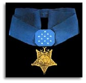 Medal Of Honor - The Congressional Medal Of Honor - The Medal of Honor, established by joint resolution of Congress, 12 July 1862 (amended by Act of 9 July 1918 and Act of 25 July 1963) is awarded in the name of Congress to a person who, while a member of the Armed Services, distinguishes himself conspicuously by gallantry and intrepidity at the risk of his life above and beyond the call of duty while engaged in an action against any enemy of The United States; while engaged in military operations involving conflict with an opposing foreign force; or while serving with friendly foreign forces engaged in an armed conflict against an opposing armed force in which The United States is not a belligerent party. The deed performed must have been one of personal bravery or self-sacrifice so conspicuous as to clearly distinguish the individual above his comrades and must have involved risk of life. Incontestable proof of the performance of service is exacted and each recommendation for award of this decoration is considered on the standard of extraordinary merit.